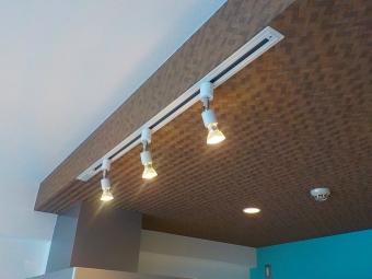 キッチン下がり天井