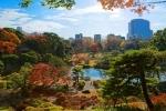 六義園 四季折々の美しさを織りなす名庭園