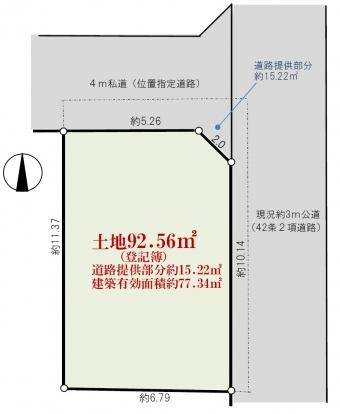 素材 土地図2