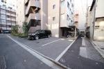敷地内平置き駐車場