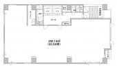 井関ビル2~6階平面図