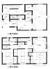 駒沢3丁目(建物平面図